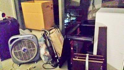 善通寺市洗濯機など家電回収前