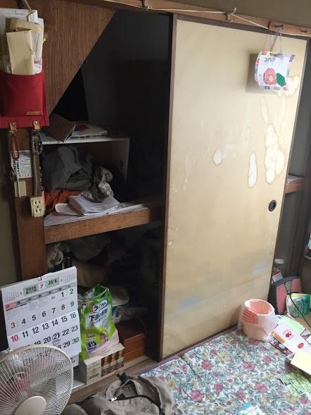 観音寺市で施設入所の生前整理・不用品回収