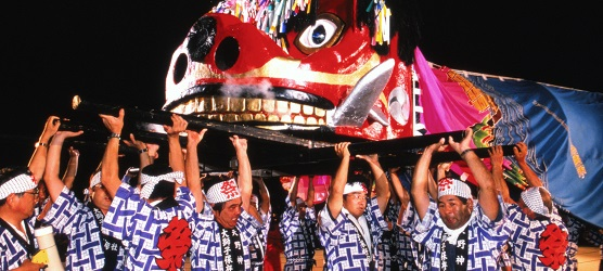 三木町獅子舞